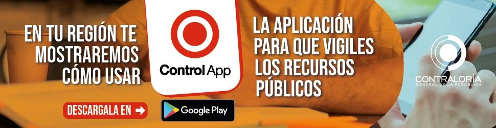 App contraloría