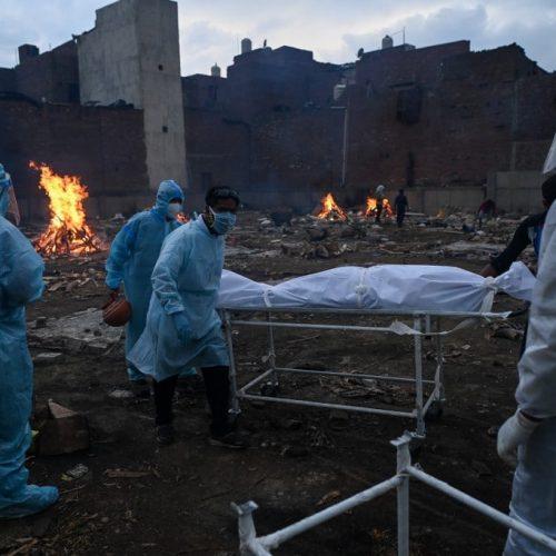Coronavirus: Colombia no está tan lejos de la catástrofe sanitaria en India