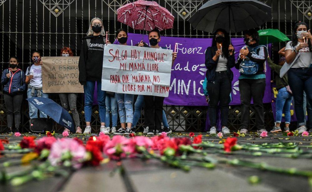 """""""Deberíamos poder salir a protestar sin miedo a la violencia sexual"""": organizaciones de mujeres"""