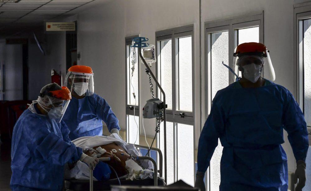 Argentina, en confinamiento total durante nueve días por nueva ola de coronavirus