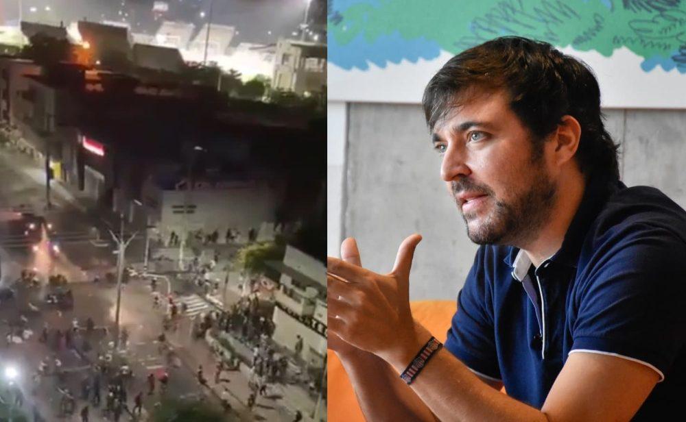 Alcaldía de Barranquilla se rehúsa a detener el fútbol pese a las protestas