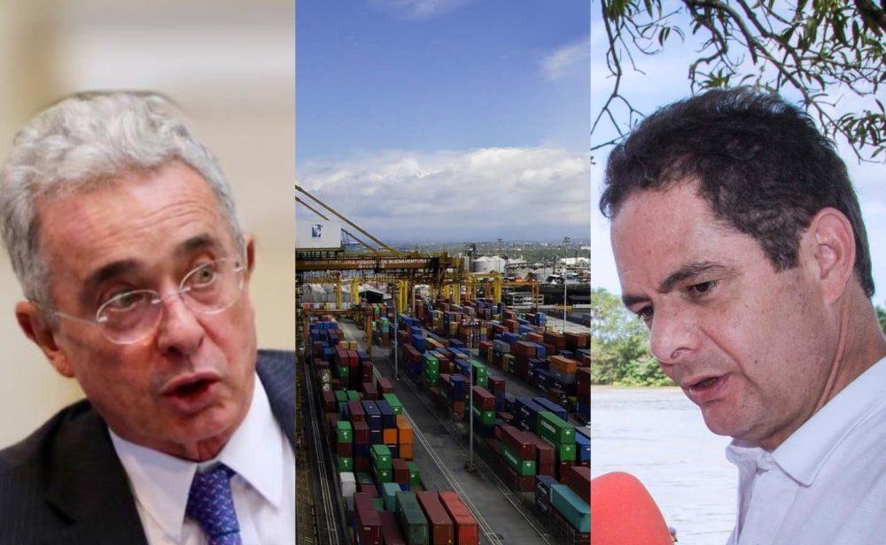 La ira de Uribe y Vargas Lleras por el acuerdo de Buenaventura
