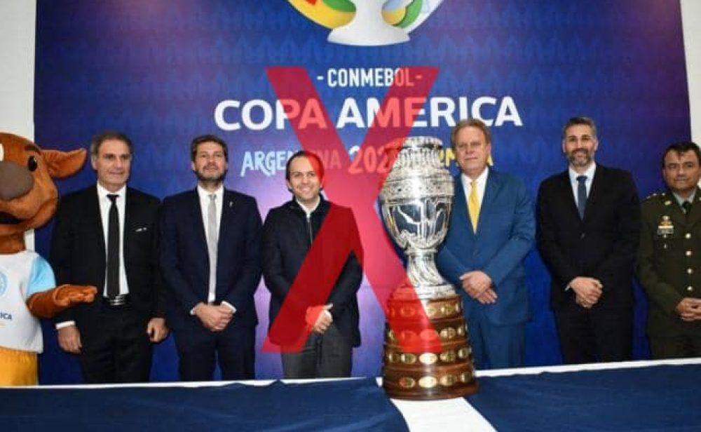 Adiós a la Copa América, Conmebol le quita el torneo a Colombia