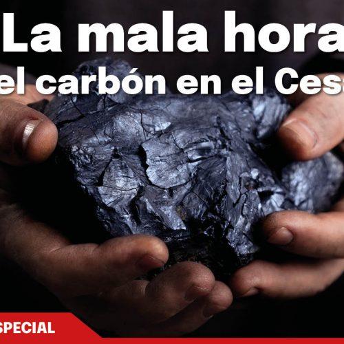 La preocupante desaceleración del tren minero del carbón