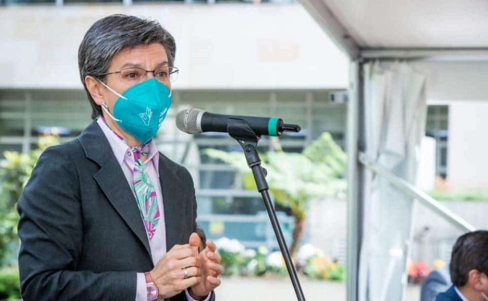 El mea culpa de Claudia López con los manifestantes