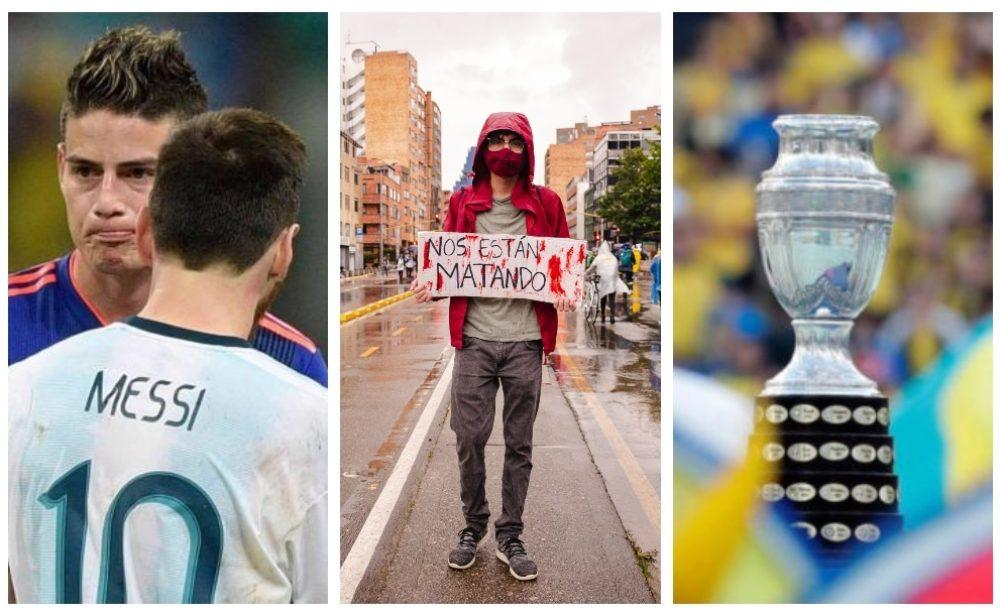 La Copa América en vilo, las voces que piden descartar a Colombia como sede