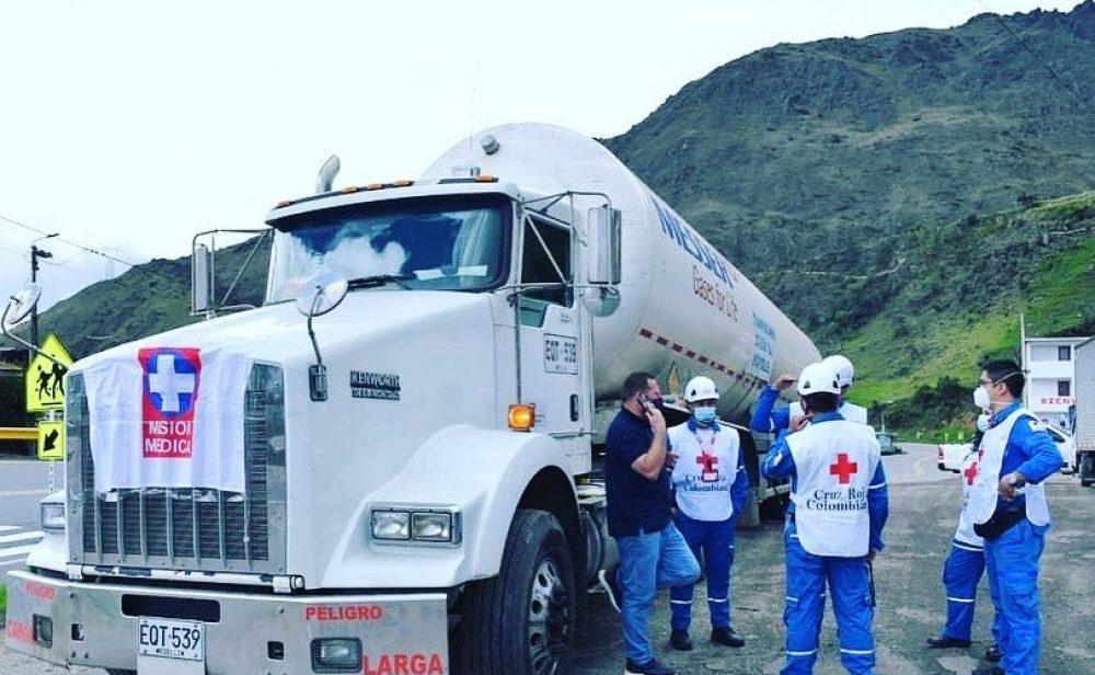 """""""Debe terminar"""": OPS alerta por más de 140 incidentes contra misiones médicas en Colombia"""