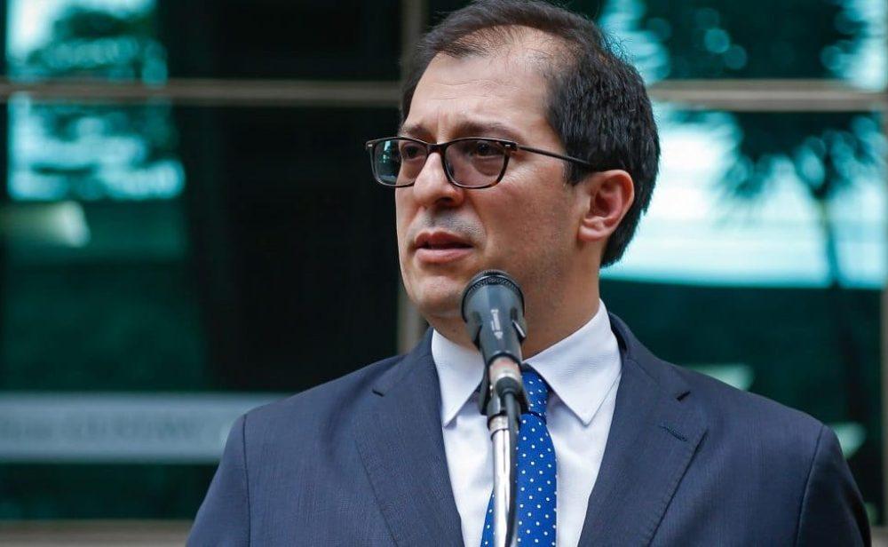 Extinción de dominio: la polémica propuesta del fiscal Barbosa
