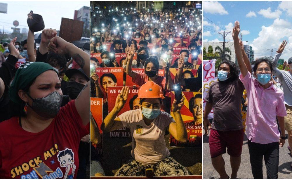 No solo en Colombia: las protestas se tomaron el mundo durante la pandemia