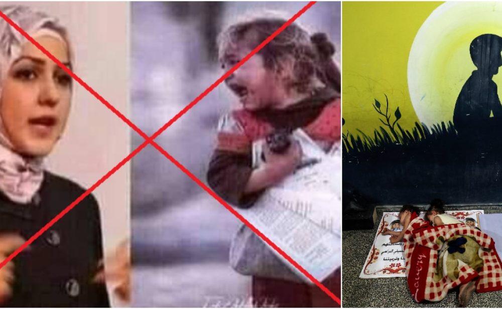 Propaganda y desinformación: internet y el problema de las fotos de niños víctimas de la guerra