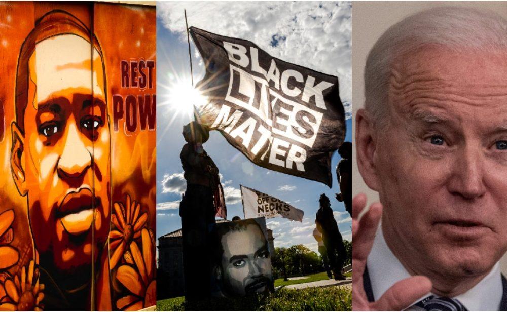 A un año de la muerte de George Floyd, Estados Unidos aún espera una reforma contra la violencia policial