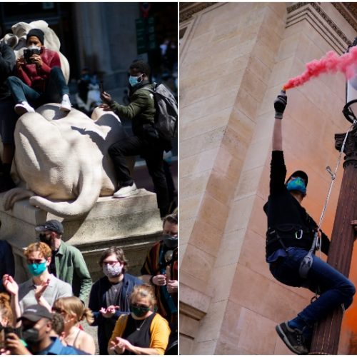 Redes sociales y protestas: cómo internet cambió los movimientos sociales para siempre