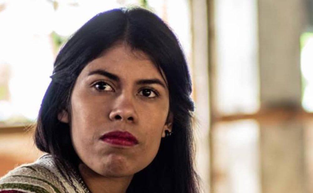 Daniela Soto Pito, la filósofa de los nasa que se debate entre la vida y la muerte