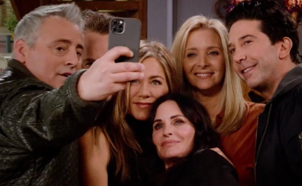 El reencuentro de 'Friends' augura un derroche de nostalgia