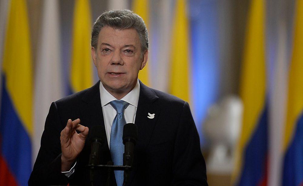 Las propuestas de Santos para salir de la crisis en Colombia