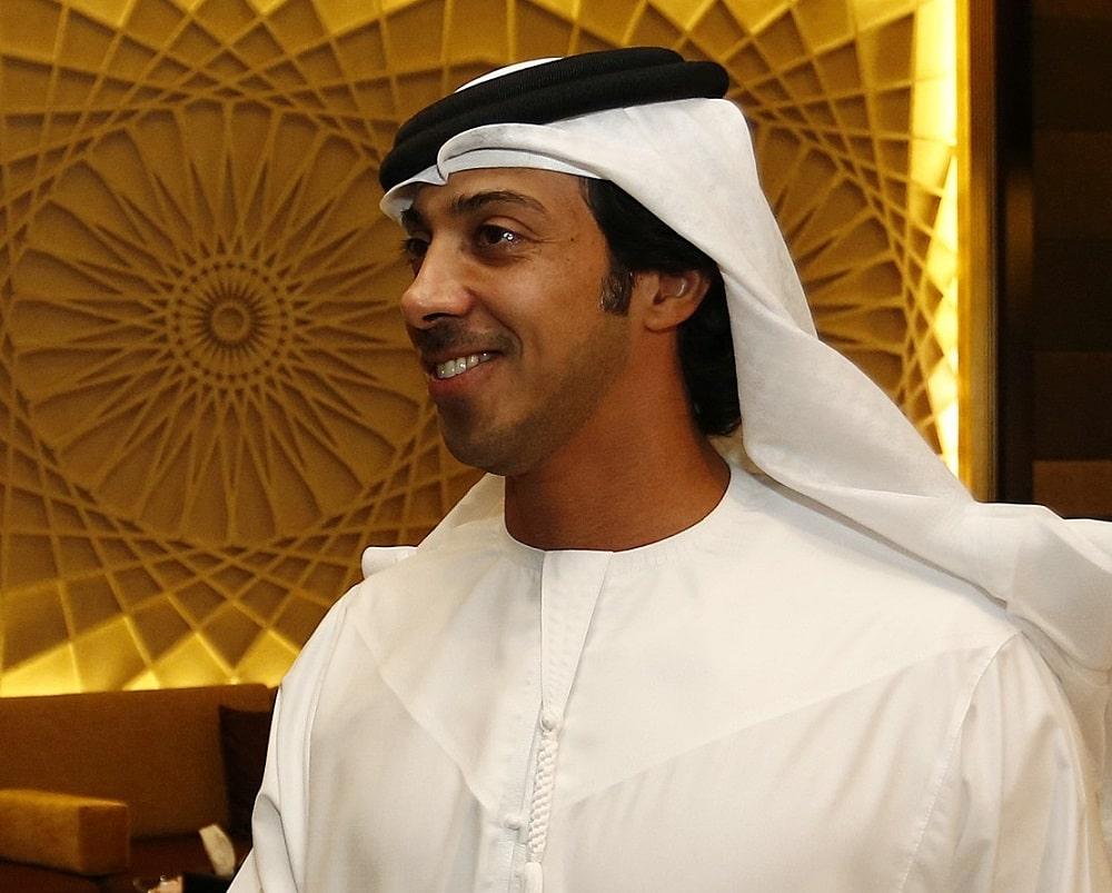 Mansour bin Zayed Al Nahayan