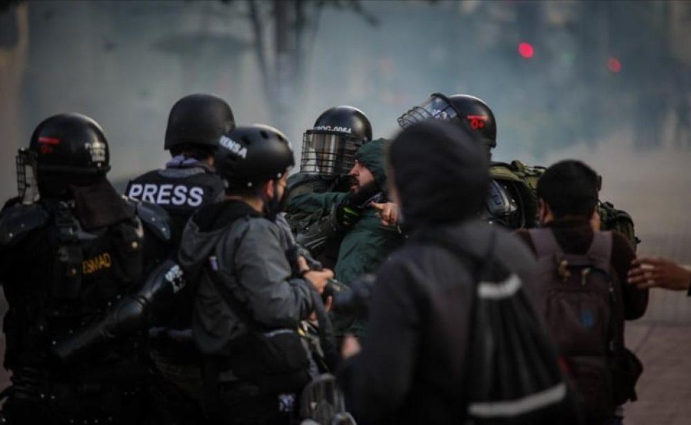 CIDH recomienda no prohibir bloqueos y separar a la Policía del MinDefensa