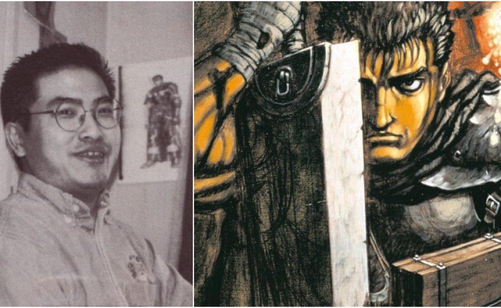 Kentaro Miura, el dibujante japonés que deja un manga inacabado y millones de fanáticos desolados