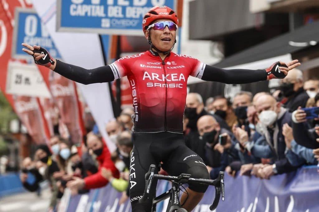 Los triunfos de Nairo Quintana
