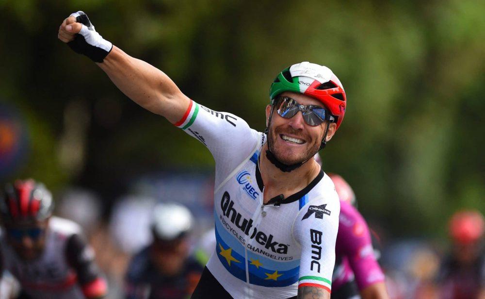 Nizzolo gana antes de llegar el Giro al Zoncolan