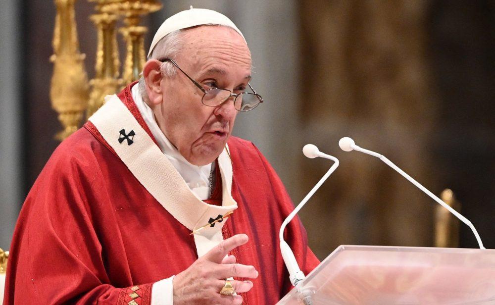 """Papa Francisco pide un """"diálogo serio"""" en Colombia"""