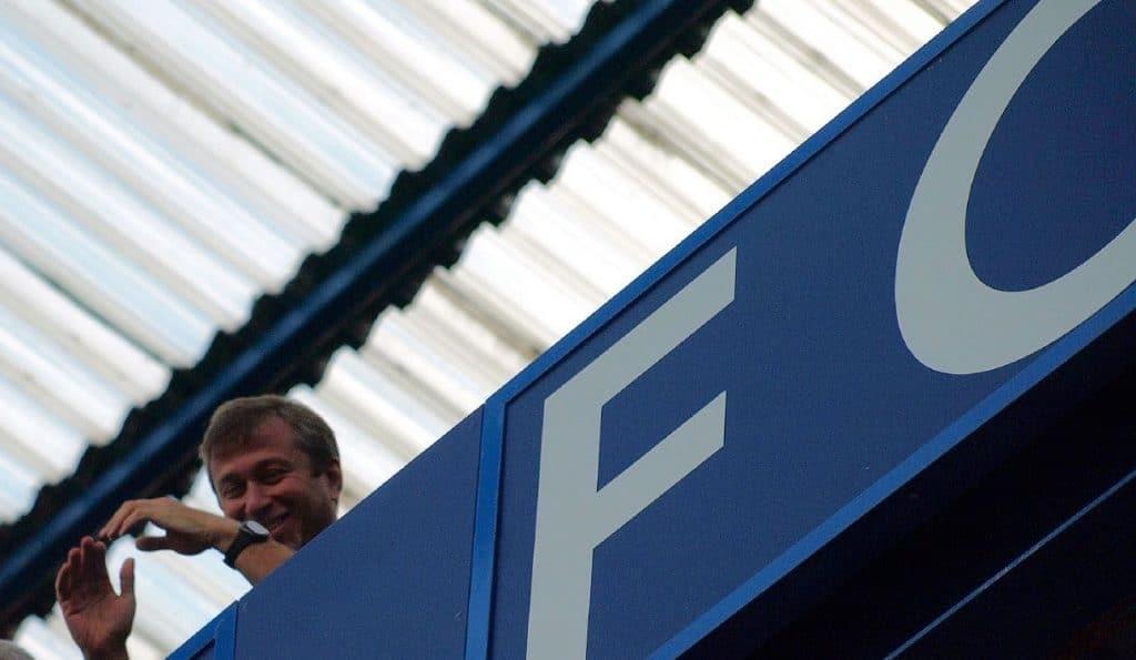 Roman Abramovich propietario del Chelsea