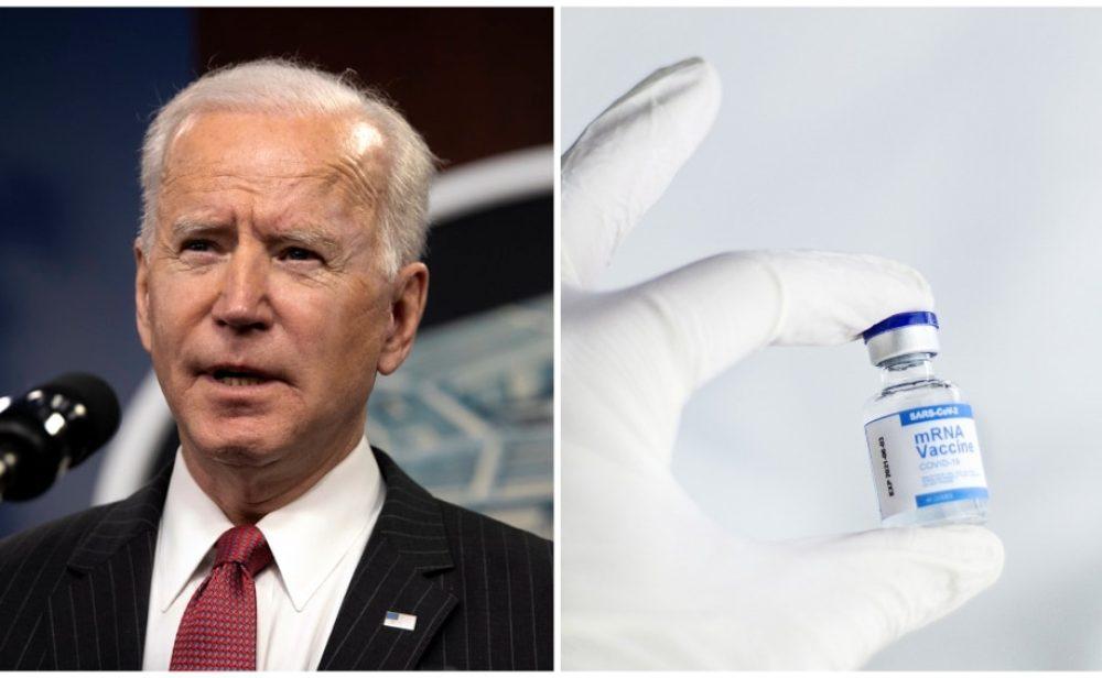 Apoyo de Biden a suspender patentes de vacunas no solo es filantropía, EE.UU. lo necesita