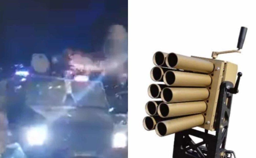 Venom: la poderosa arma del Esmad para disolver protestas