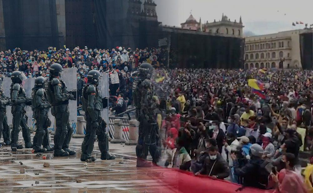 En video: La incertidumbre que deja la violencia en el paro nacional