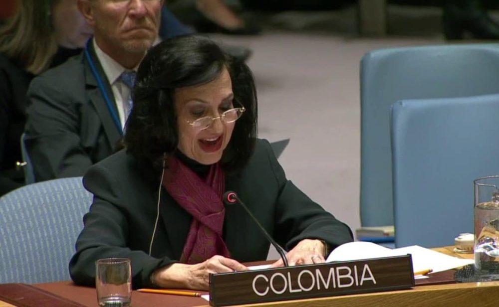 La salida de Claudia Blum y el aislamiento internacional de Colombia