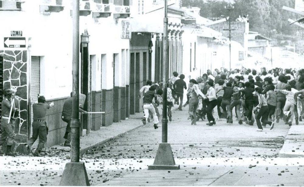 El mítico paro de 1977 y por qué lo están  comparando con el actual