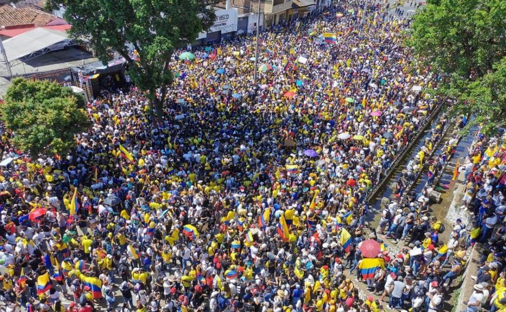 La furia del suroeste colombiano