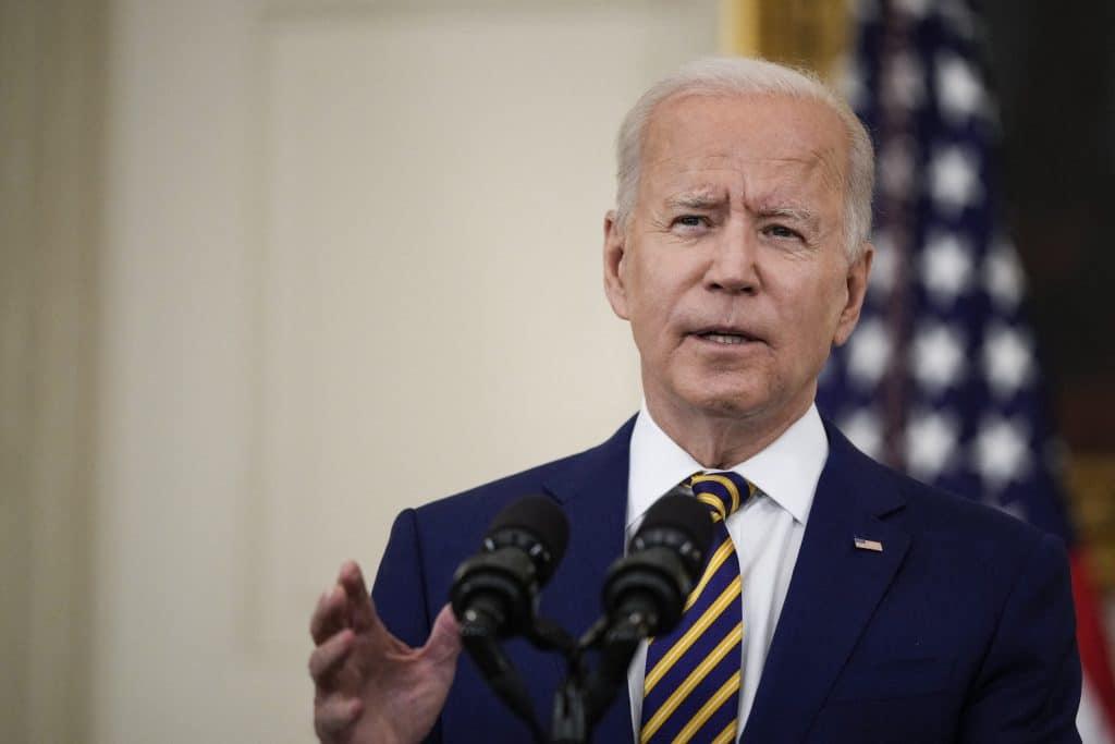 Joe Biden. Foto: Drew Angerer / Getty / AFP