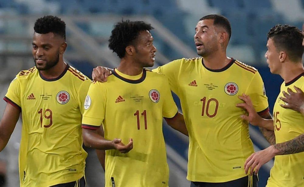 Colombia derrota 1-0 a Ecuador en su primer partido de Copa América