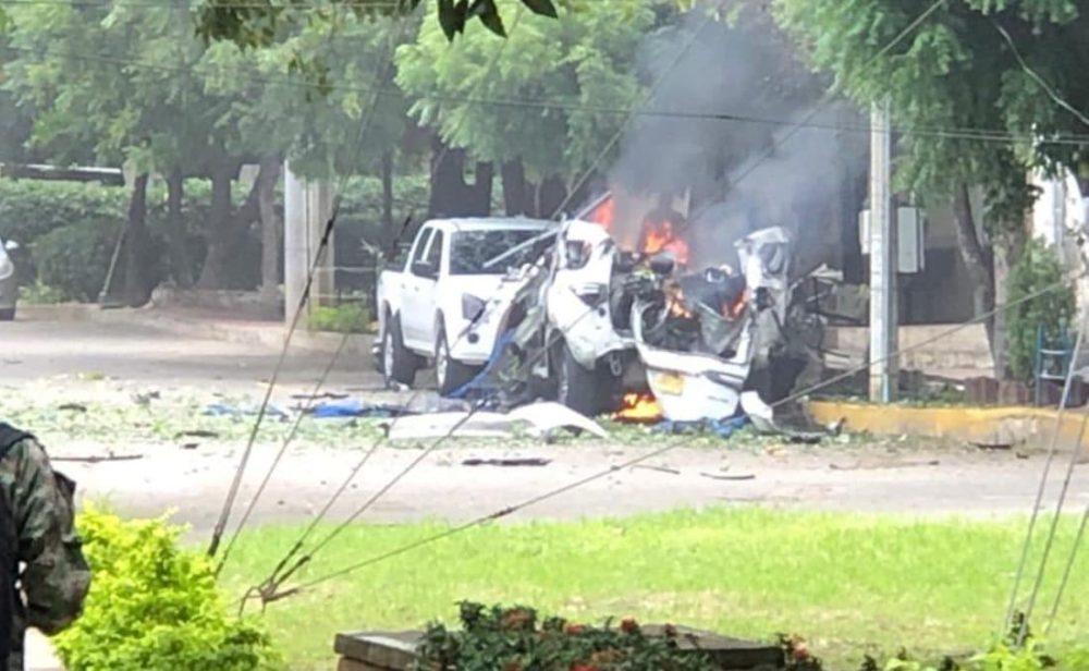 ELN estaría detrás del atentado en la Brigada 30 de Cúcuta, dice Mindefensa