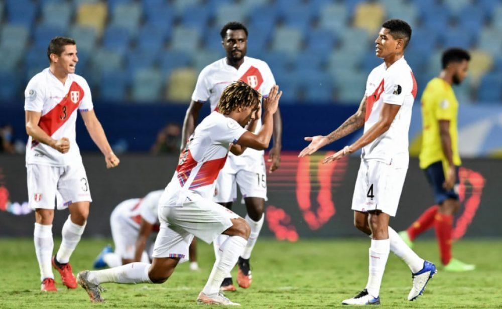 Colombia perdió con Perú y ahora piensa en Brasil
