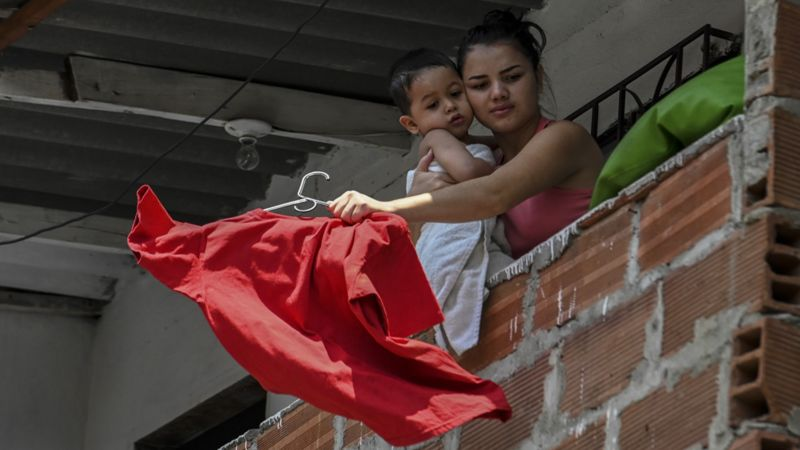 Colombia, uno de los peores países para vivir la pandemia según Bloomberg