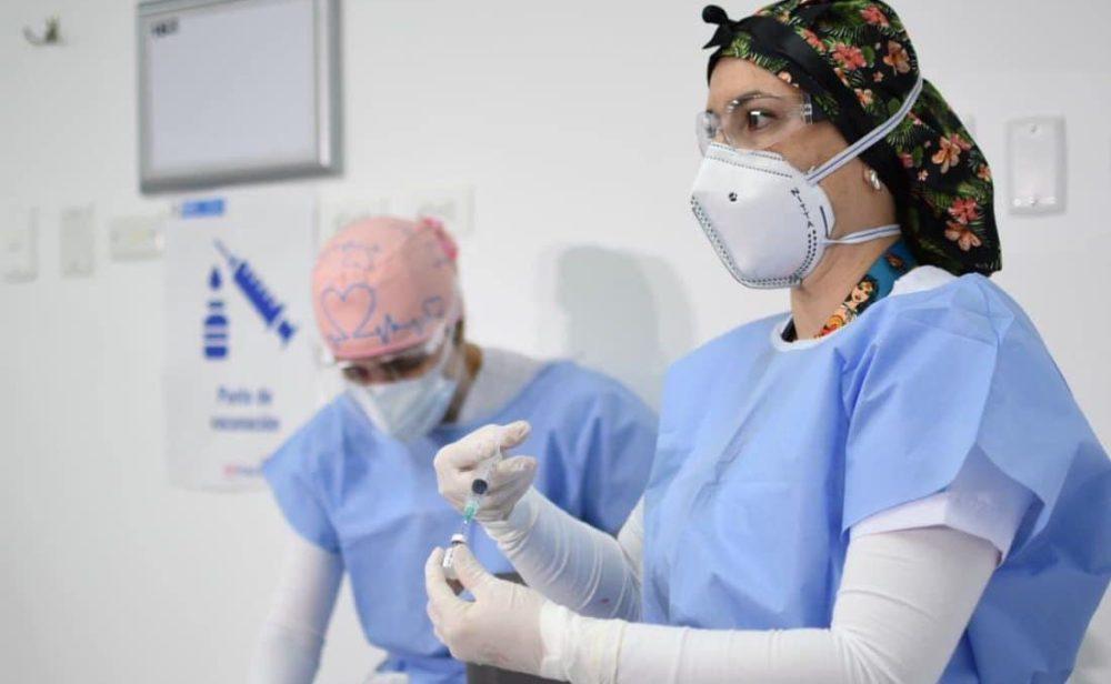 La primera semana de junio ha sido la peor de toda la pandemia en Colombia