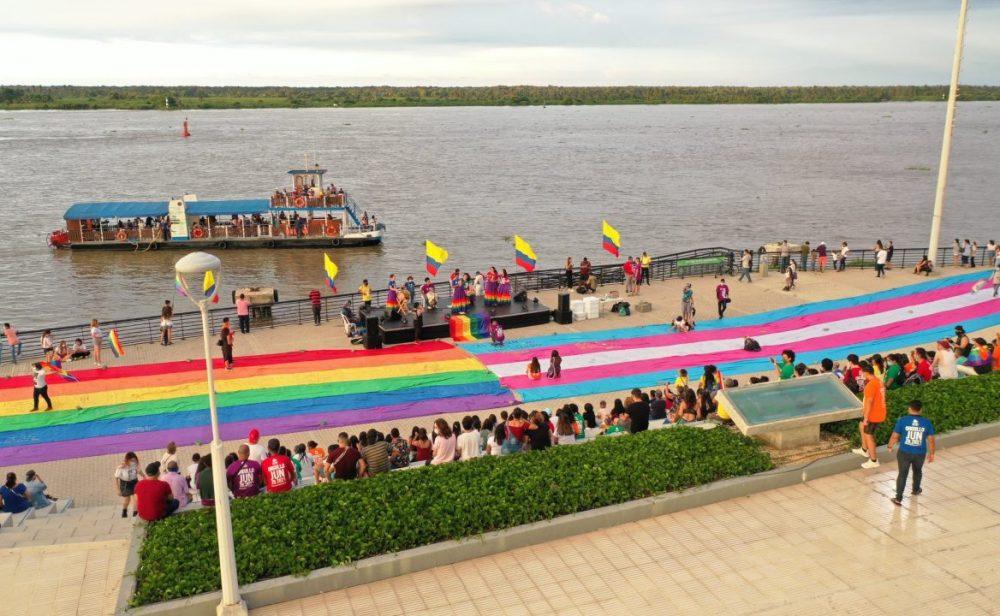 """""""Pese al acuerdo de paz, no hay condiciones para liderazgos LGBT"""": Caribe Afirmativo"""
