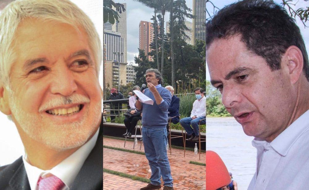 Peñalosa en el partidor, una coalición con esperanzas y Vargas Lleras en incógnita