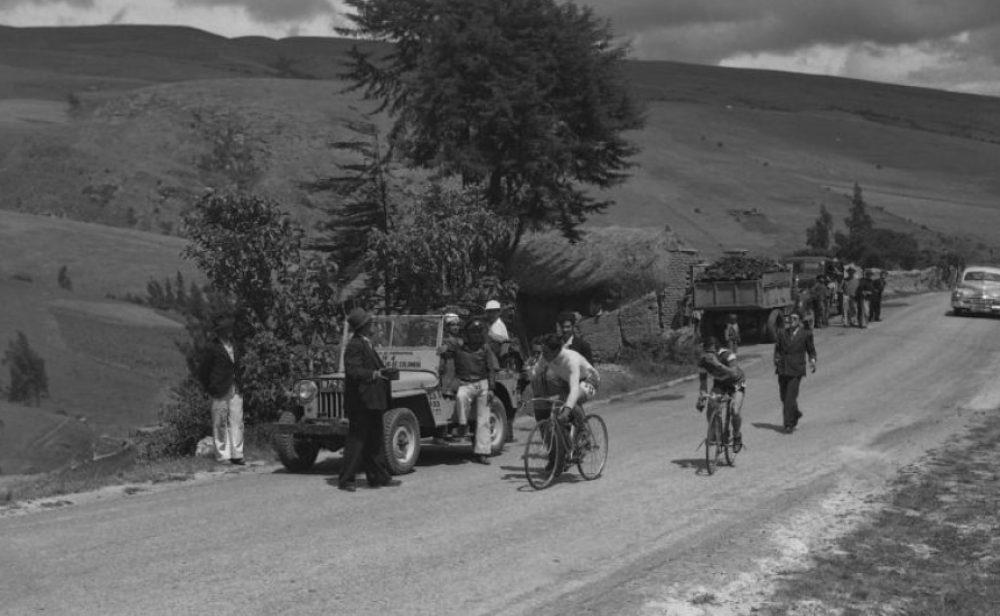'Escarabajos: un país descubierto a pedalazos', el proyecto que le hace un homenaje al ciclismo colombiano