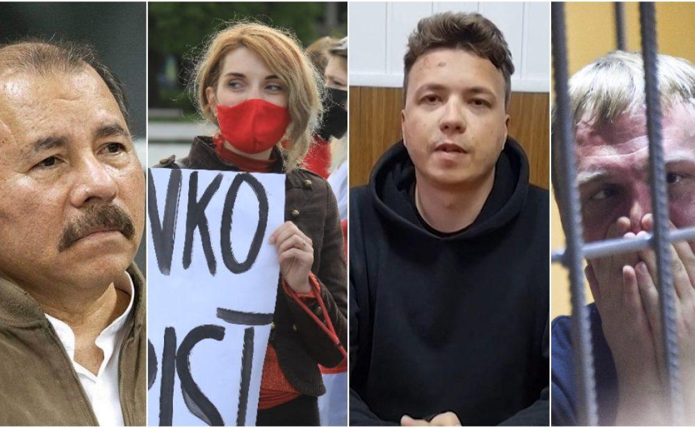 2021, un año negro para la libertad de prensa en el mundo