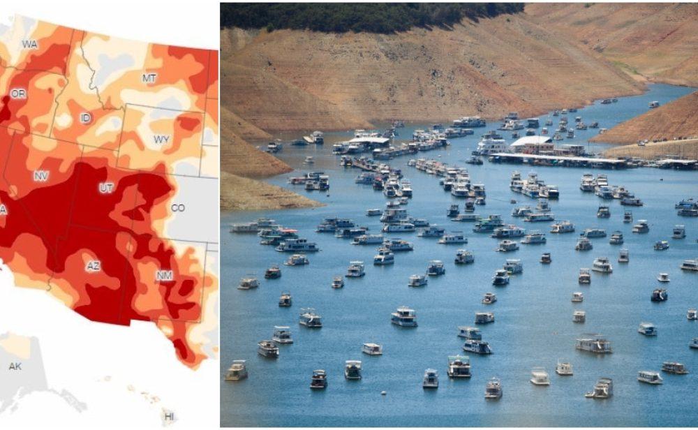 Cambio climático: ola de calor en el oeste de Estados Unidos vaticina un verano con temperaturas récord