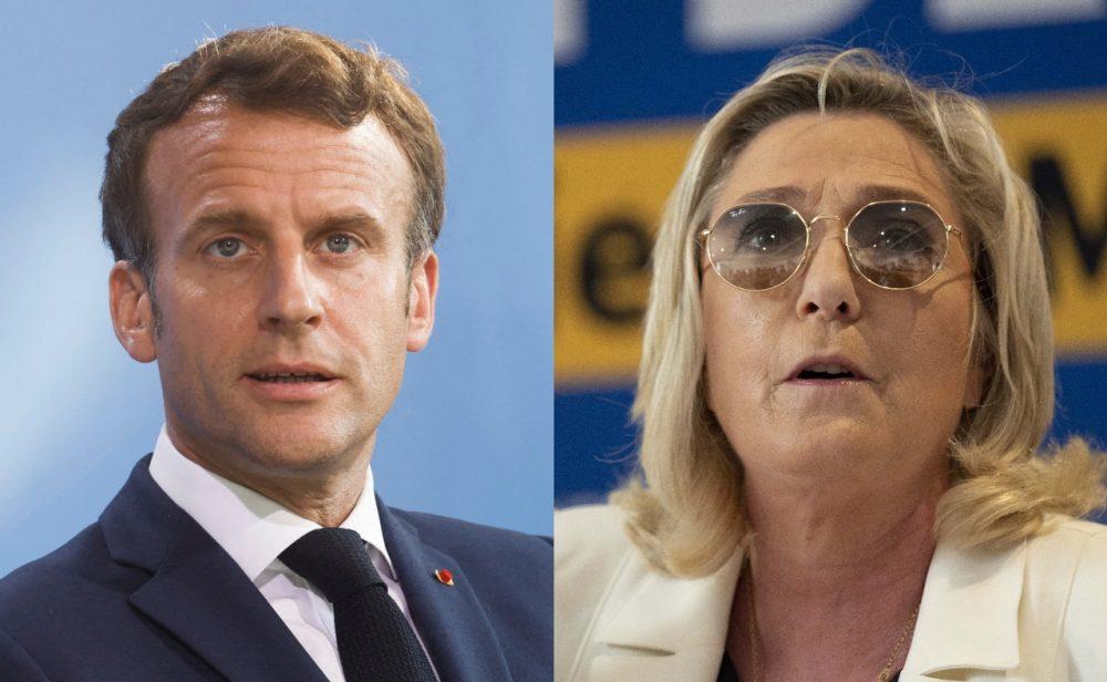La bofetada que recibieron Macron y Le Pen a diez meses de las presidenciales en Francia