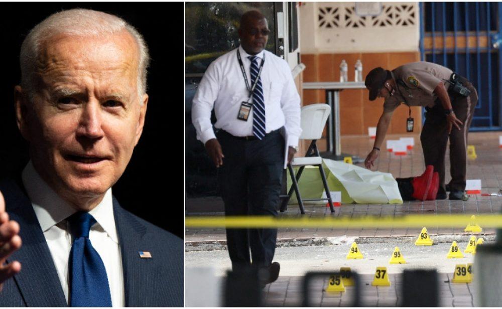 Nueva ola de tiroteos en Estados Unidos: ¿podrá Biden regular el porte de armas?