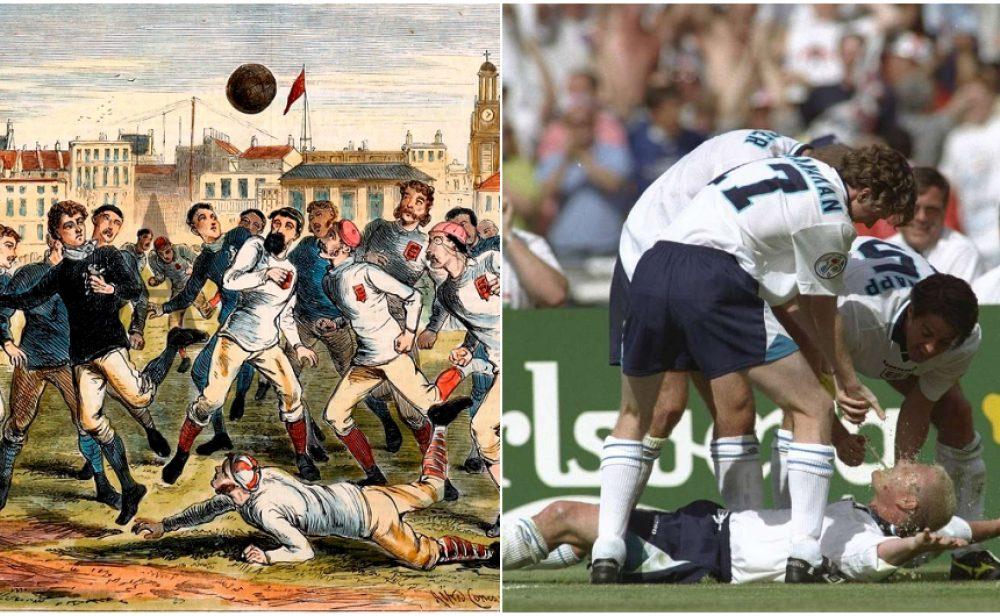 Inglaterra contra Escocia: la rivalidad más antigua y especial del fútbol de selecciones