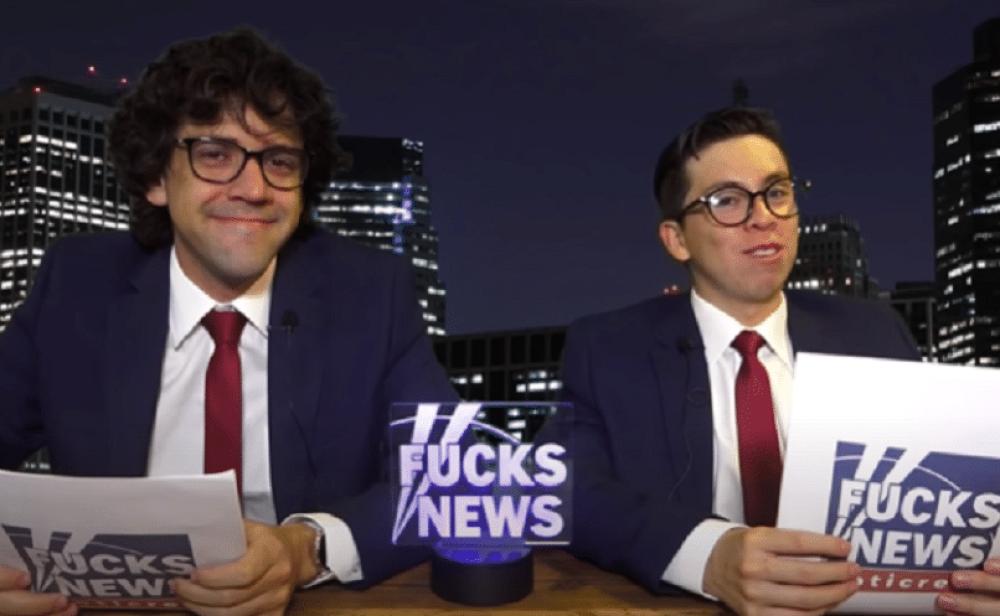 'FucksNews', el noticiero menos informado pero con más 'testosterona' de Colombia