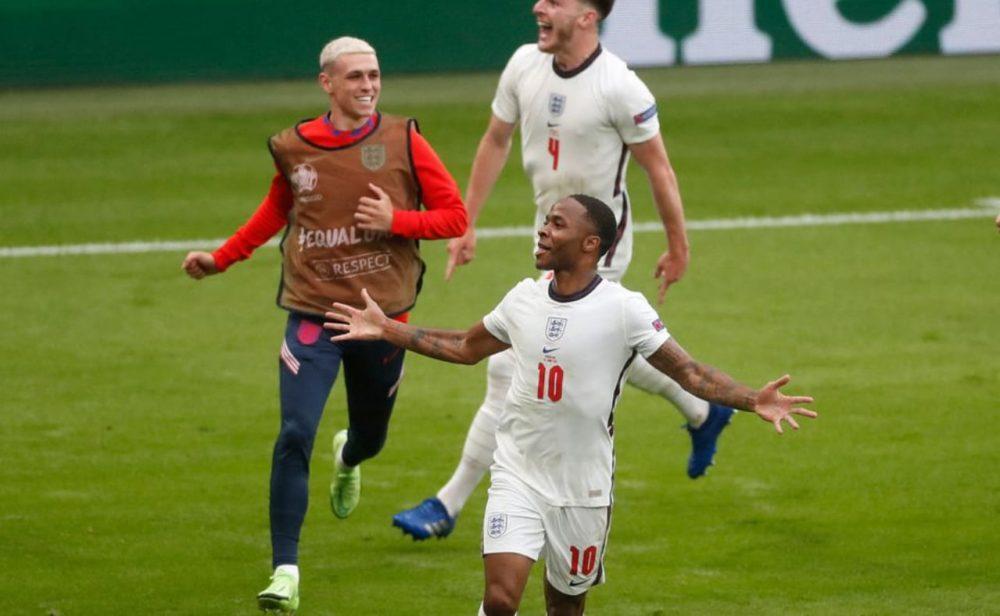 Inglaterra y Ucrania avanzan, y la Euro ya tiene los cruces de cuartos de final