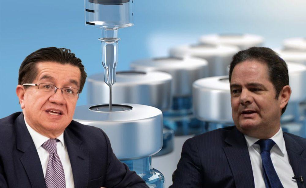 El contraataque del ministro de Salud a Vargas Lleras
