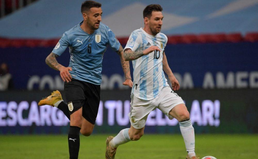 Argentina y Chile ganaron sus partidos y ya lideran el grupo A